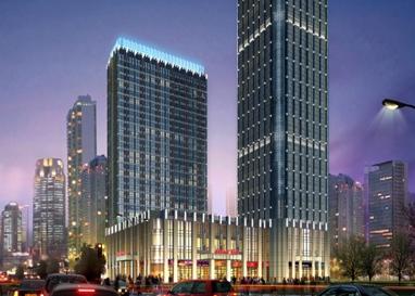 杭州钱江世纪城宝盛大厦